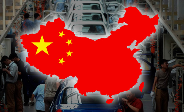 Chinese Car Buyers Prefer Foreign Automotive Brands