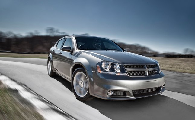 Dodge Avenger Replacement Could be RearWheel Drive  AutoGuide