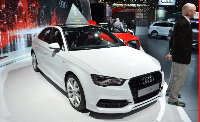 Audi A Named World Car Of The Year AutoGuidecom News - Audi car year