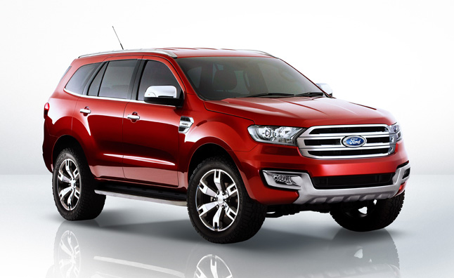 Ford Everest Concept Hints at Future SUV in Beijing » AutoGuide.com News