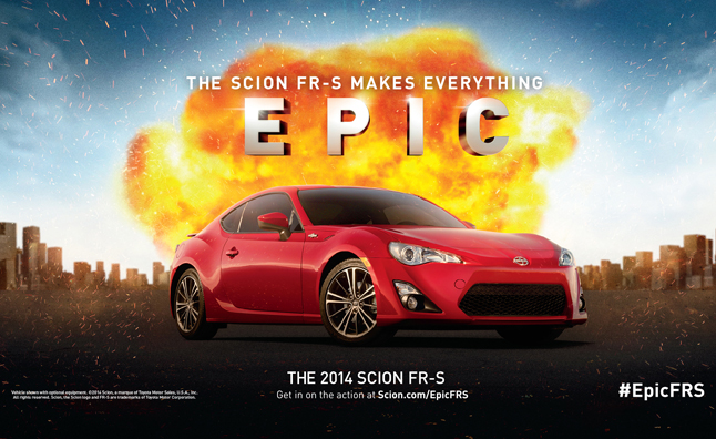 Scion social media contest could send you to san diego for Epic motors san diego