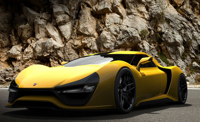 Trion Nemesis Is A Hp American Supercar Autoguide Com News