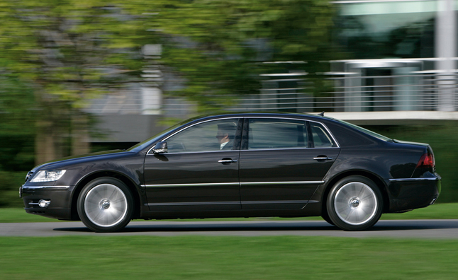 Volkswagen Phaeton to Return in 2018-2019, No Pickups for US » AutoGuide.com News