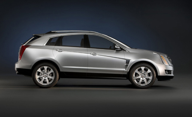 2013 cadillac srx recalled for acceleration lag. Black Bedroom Furniture Sets. Home Design Ideas