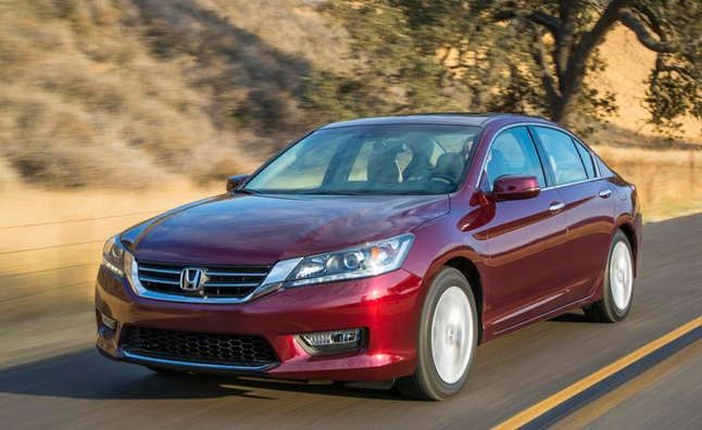 Honda Accord Dethrones Prius As California S King Autoguide News
