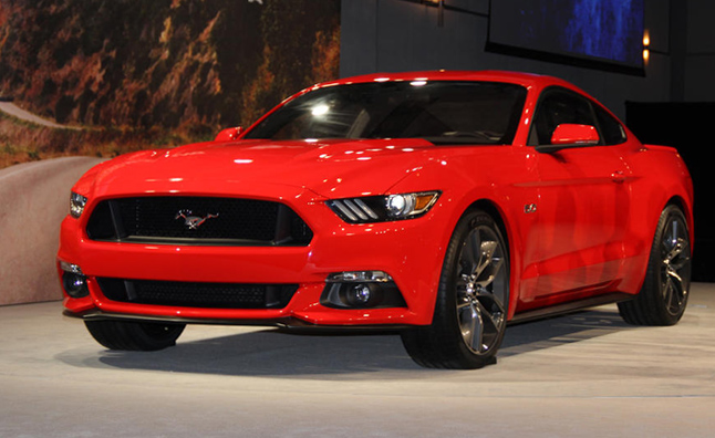 2015 mustang ecoboost starts at $25,995, gt at $32,925 » autoguide