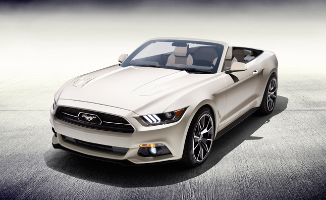 If You Love What Ford Did With Its 2017 Mustang Gt 50th Anniversary Edition But Wish It Came In A Convertible Ll Want To Read This