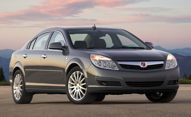 Saturn Aura Automatic Transmission Recall Expanded » AutoGuide com News