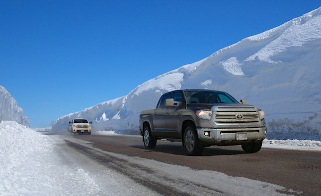 Testing Toyota S Tough Truck In The Tundra Part 2