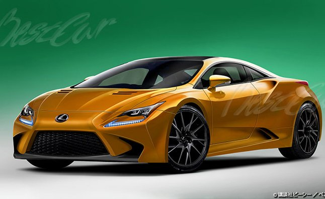 Joint Bmw Lexus Supercar Rumored 187 Autoguide Com News