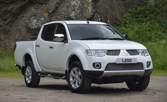 Next-Gen Mitsubishi L200 Pickup Due this Fall » AutoGuide.com News