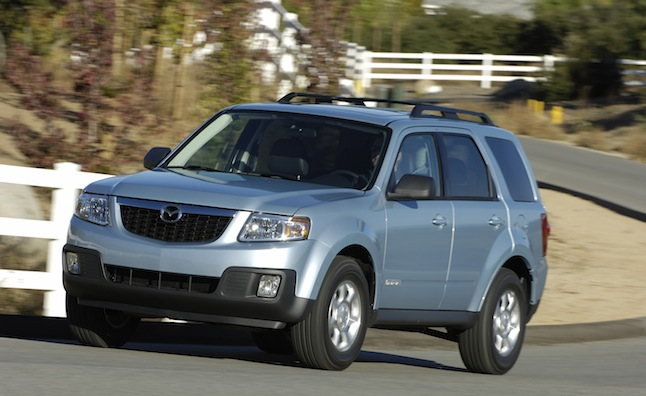 Mazda Tribute Recalled For Power Steering Issues