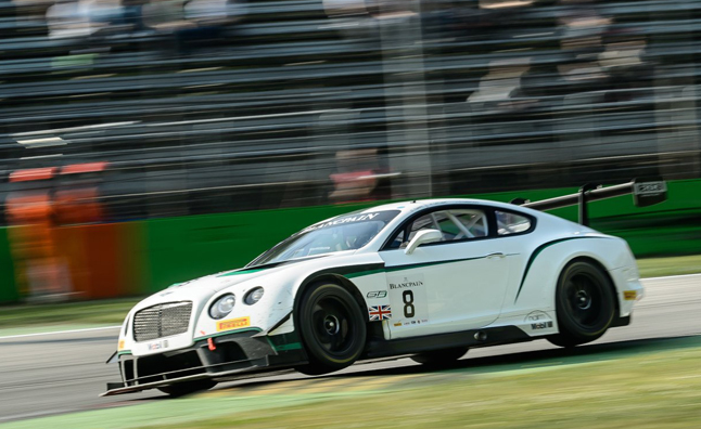 Bentley Just Announced That It Will Compete In The 2015 Nurburgring 24  Hours Race.
