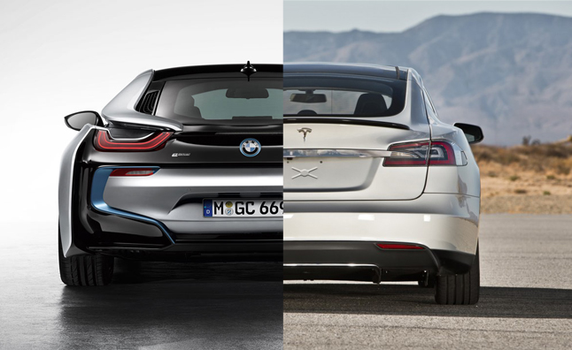 Tesla Bmw Collaborate In Promoting Electric Cars Autoguide Com News