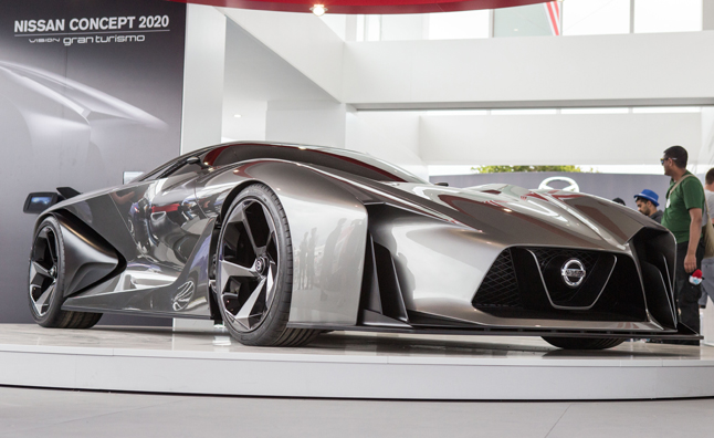nissan 2020 debuts at goodwood festival of speed autoguide com news nissan 2020 debuts at goodwood festival
