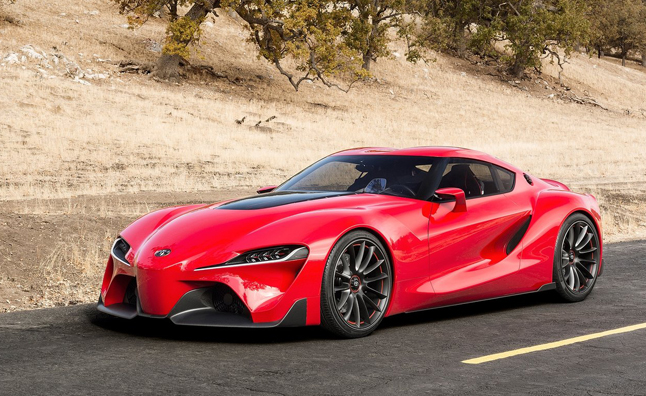Bmw Z7 Rumored As New Toyota Supra Twin 187 Autoguide Com News