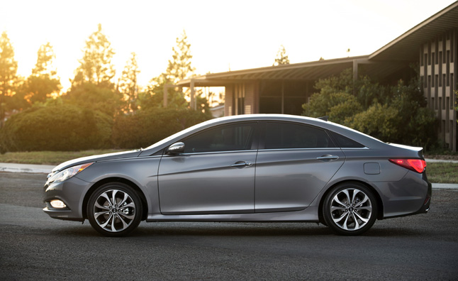 2011 2014 Hyundai Sonata Recalled For Shift Cable Issue