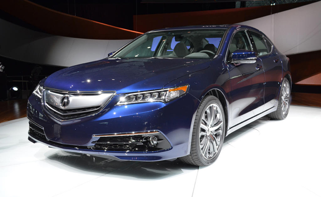 When The Acura Tlx Hits Dealer This August It Will Do So With A Base Price Of 31 890