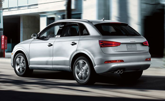 The new Audi Q3 small crossover will be in showrooms this fall and when  that happens you can expect pricing to kick off at $33,425.