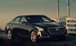 2015 Cadillac CTS Quietly Revealed in Commercial