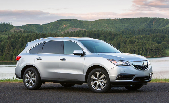 The Acura Mdx Is Now America S Best Ing Three Row Luxury Suv Of All Time