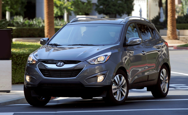 2015 hyundai tucson priced from 22 375 news. Black Bedroom Furniture Sets. Home Design Ideas