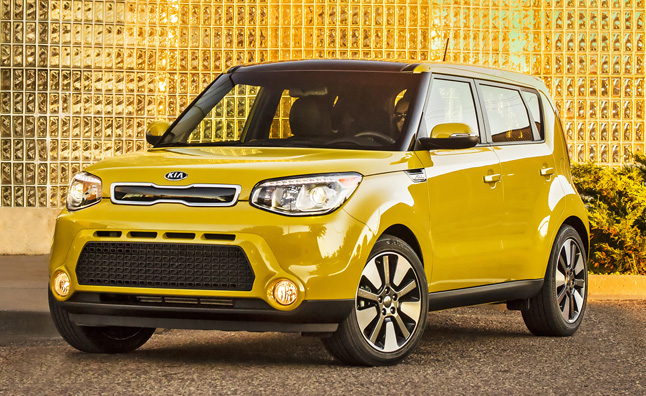 2015 kia soul adds nappa leather gets small price bump news. Black Bedroom Furniture Sets. Home Design Ideas