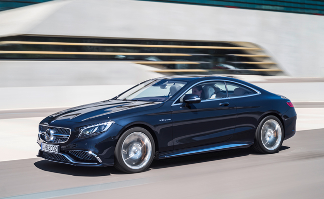 2015 mercedes s65 amg coupe packs luxury and performance for Mercedes benz s65 amg 2015