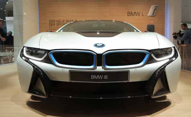 Bmw Planning I9 Supercar To Mark Centenary Report