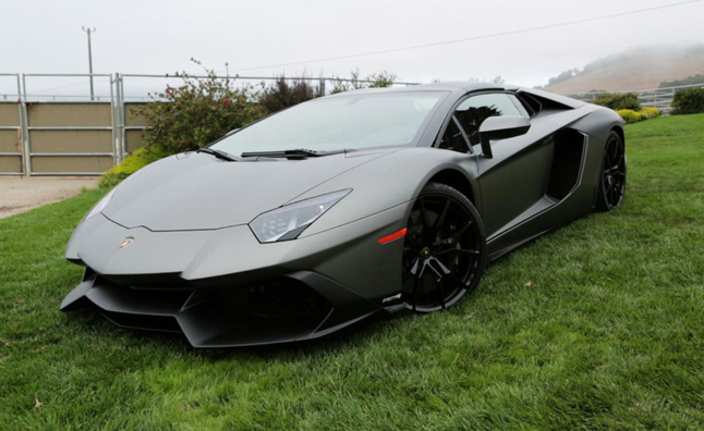 Lamborghini Aventador SuperVeloce to Arrive in 2015 » AutoGuide.com News