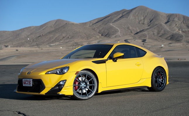 2017 Scion Fr S Trd Project Car Review