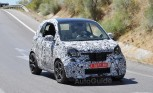 Next-Gen Smart ForTwo Brabus Spied Testing