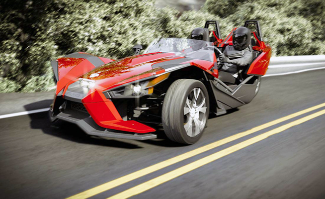 Polaris Slingshot Detailed in New Video » AutoGuide.com News