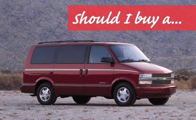 Should I Buy a Used Chevrolet Astro or GMC Safari
