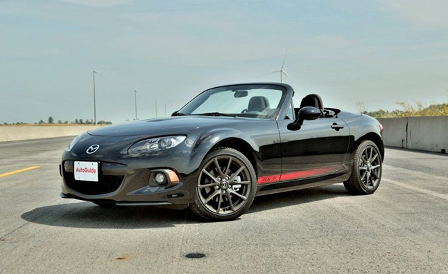 Five Point Inspection: 2014 Mazda MX 5 Club