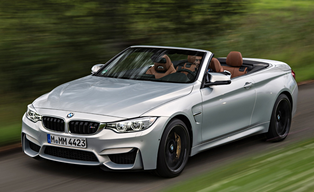 Bmw M4 Convertible Showcased In New Mega Gallery 187 Autoguide Com News