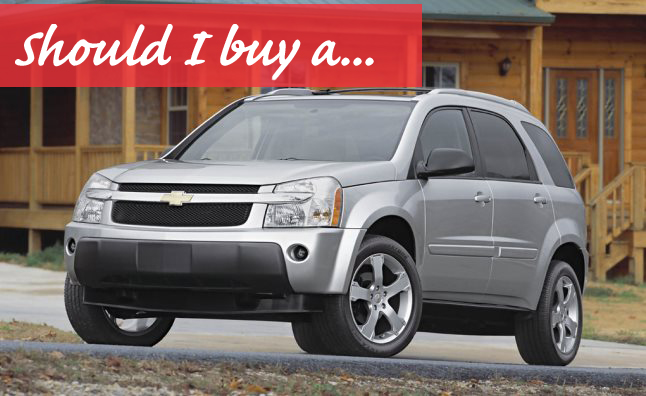should i buy a used chevrolet equinox news. Black Bedroom Furniture Sets. Home Design Ideas
