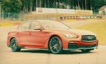 Infiniti Q50 Eau Rouge Showcased in Epic New Video
