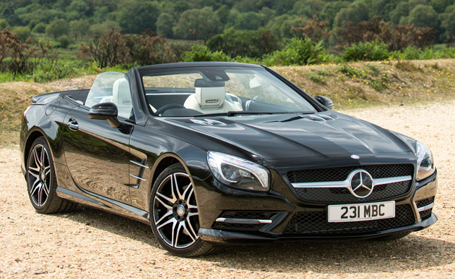 2015 Mercedes Benz Sl400 Priced From 84 925 187 Autoguide