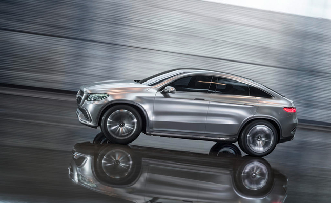 Mercedes m class to be renamed gle news for Mercedes benz suv models list