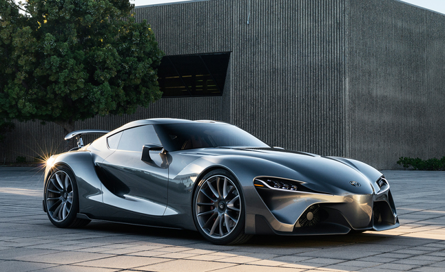 2015 Toyota ft 1 Concept in