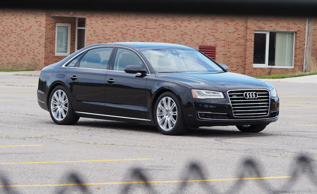 Five-Point Inspection: 2015 Audi A8 L TDI quattro Tiptronic » AutoGuide.com News