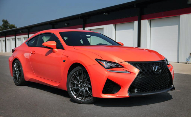 2015 lexus rc 350 priced from 43 715 news. Black Bedroom Furniture Sets. Home Design Ideas