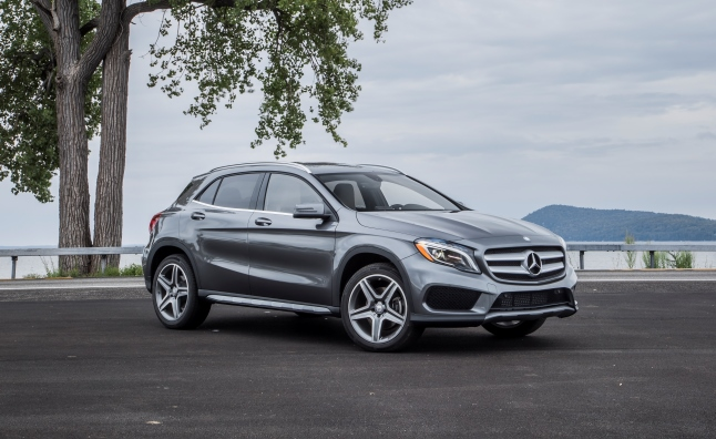 Five point inspection 2015 mercedes benz gla 250 4matic for Mercedes benz inspection cost