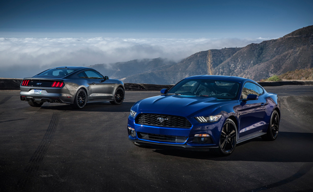 2015 ford mustang detailed in over 100 spectacular new photos
