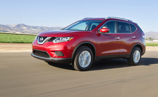 2015 nissan rogue awarded four star nhtsa safety news. Black Bedroom Furniture Sets. Home Design Ideas