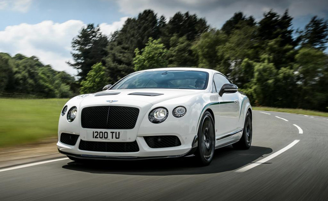 Bentley Considers Building Two-Seat Sports Car » AutoGuide.com News