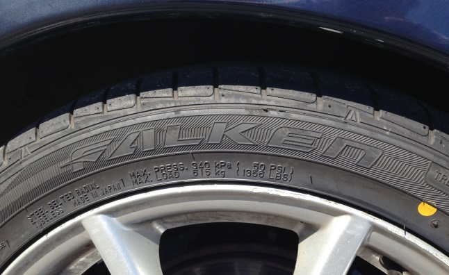 Falken Azenis Fk453 Tire Review 187 Autoguide Com News