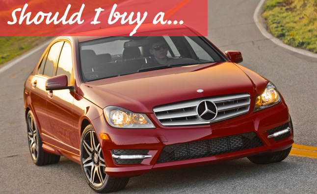 Should i buy a used mercedes benz c class for Buy used mercedes benz