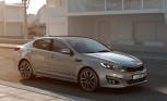 Kia Optima Diesel-Hybrid Concept Revealed